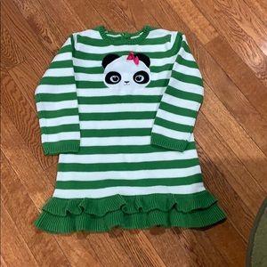 Crazy 8 sweater dress